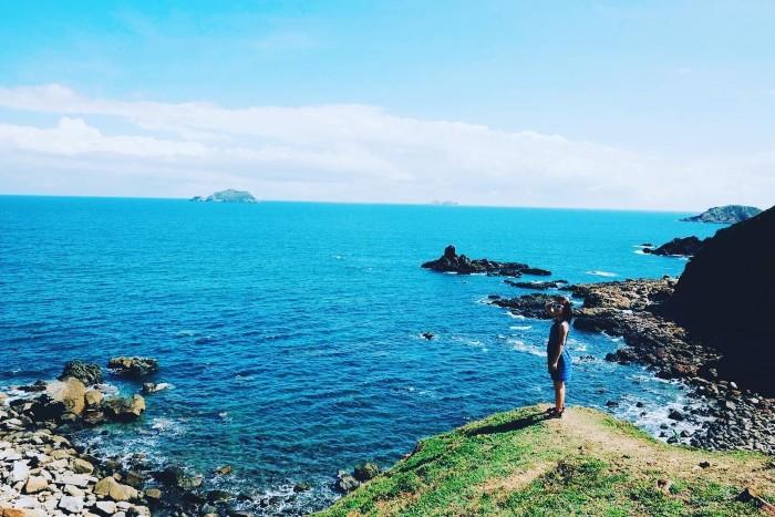 Của biển xanh gió lộng - Ảnh: @tralujoonie