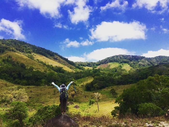 Thiên nhiên ở VQG Núi Chúa