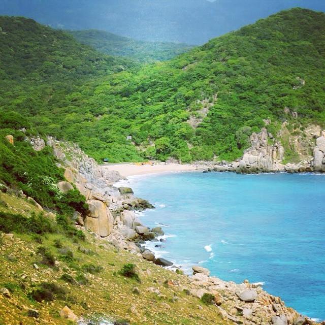 Nơi giao thoa giữa núi và biển