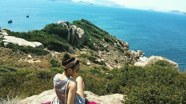 Nơi biển xanh và thiên nhiên trong lành