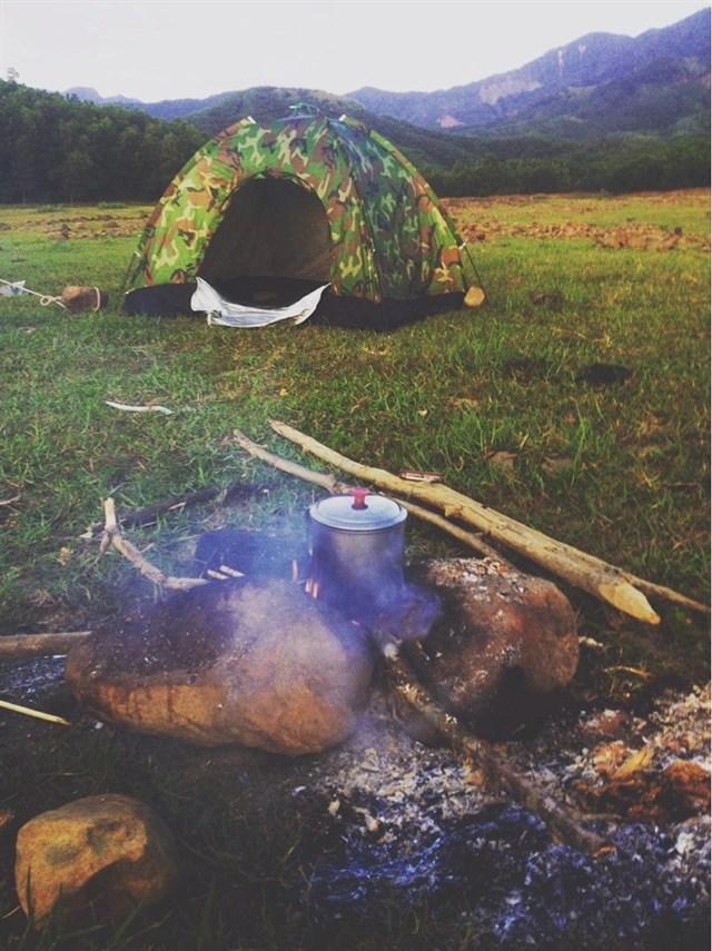 Và được xem là những điểm cắm trại đầy lý tưởng - Ảnh: Sưu tầm