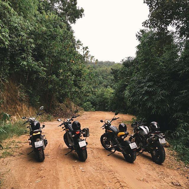 Đường đến Hang Mai, núi Dinh