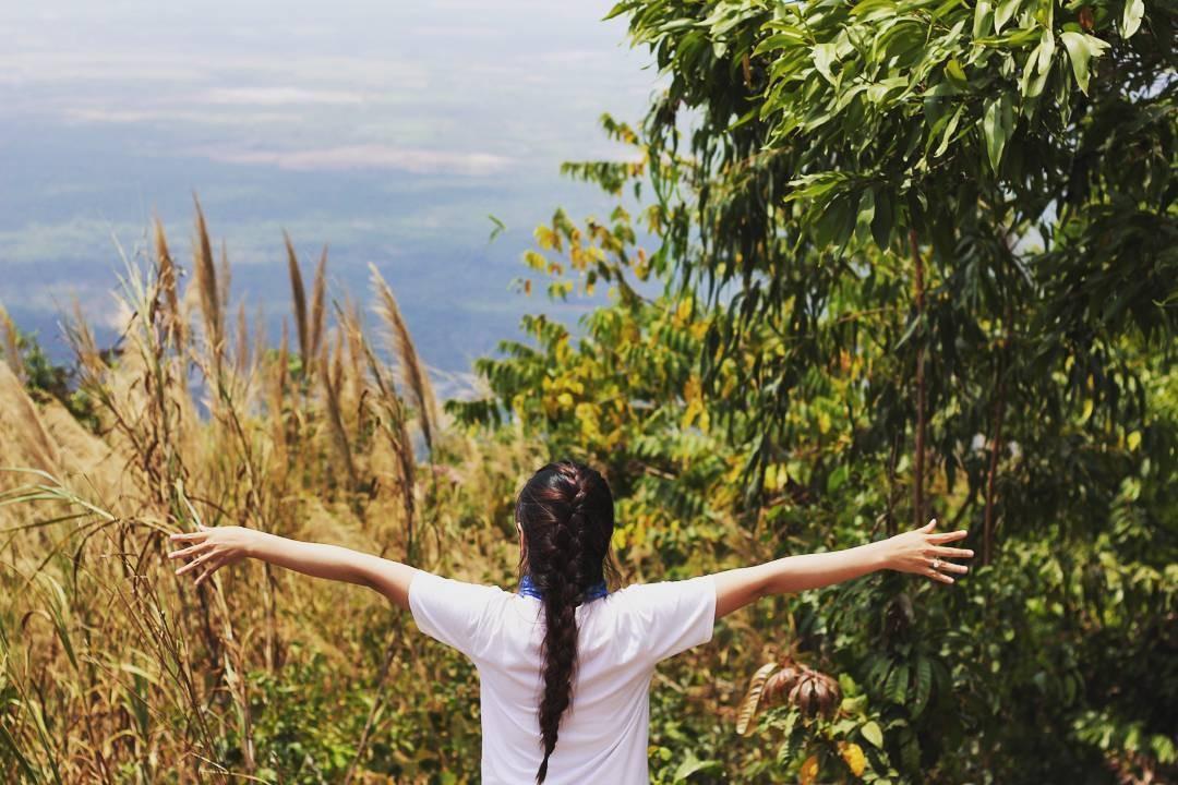 Hòa mình với thiên nhiên
