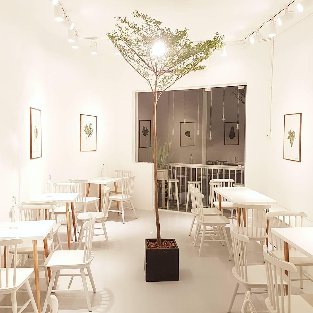 Không gian ấm cúng của Thinker & Dreamer- Ảnh: thinker.dreamer.coffee