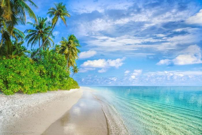 Maldives – vùng đất thiên đường - Ảnh: Long Nguyễn