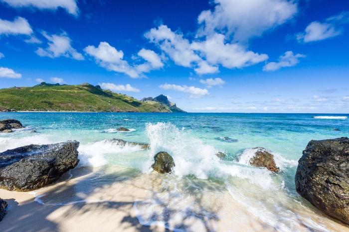 Fiji – thiên đường biển nhiệt đới - Ảnh: Pietro Pazzi