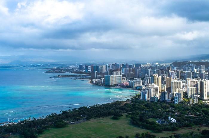 Hawaii – thiên đường biển của nước Mỹ - Ảnh: Jason Ray