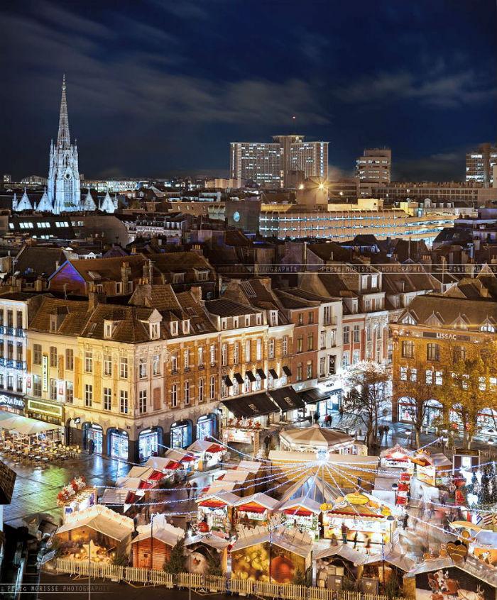 Khu chợ sầm uất bậc nhất châu Âu
