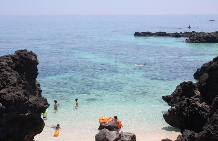 Lý Sơn trong vắt là Maldives xứ Việt