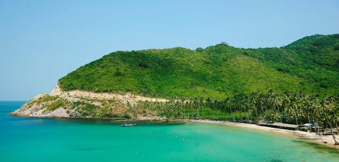 Đảo Nam Du đẹp tựa chốn thần tiên