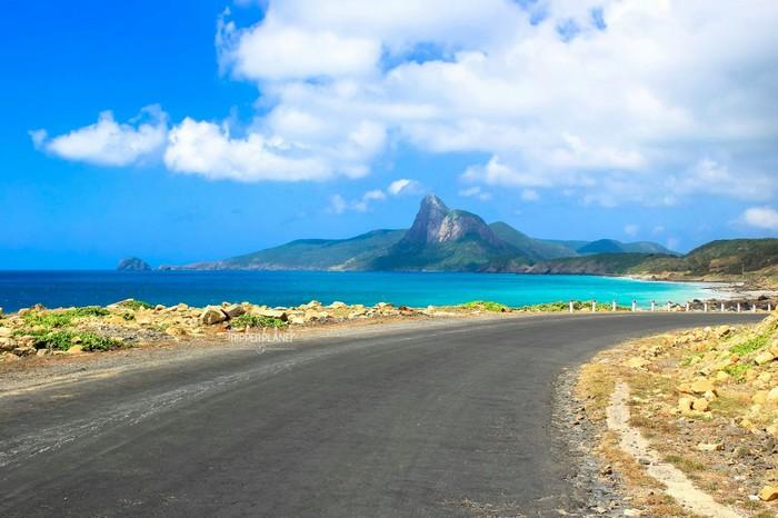 Đường đến biển trời Côn Đảo