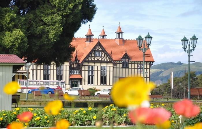 Rotorua được xem như trung tâm văn hóa, linh hồn của người Maori.