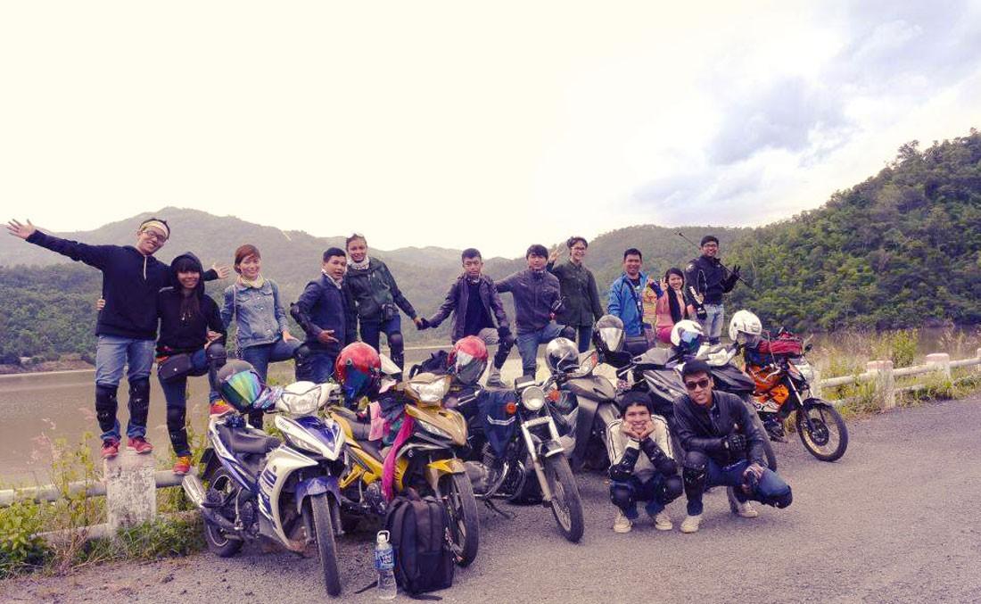 Du lịch là thời cơ hoàn hảo để gặp và kết thân với những người bạn mới cùng đam mê