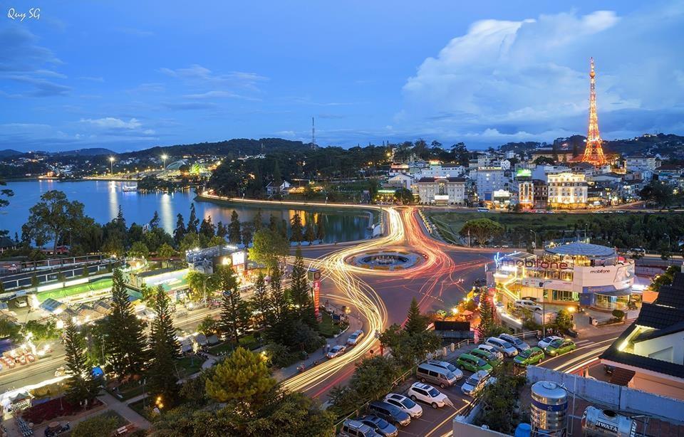 Những thành phố du lịch không chỉ gồm những cung đường chính