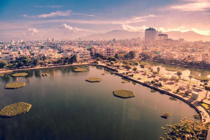 Có rất nhiều cung đường tới Đà Nẵng đẹp xinh