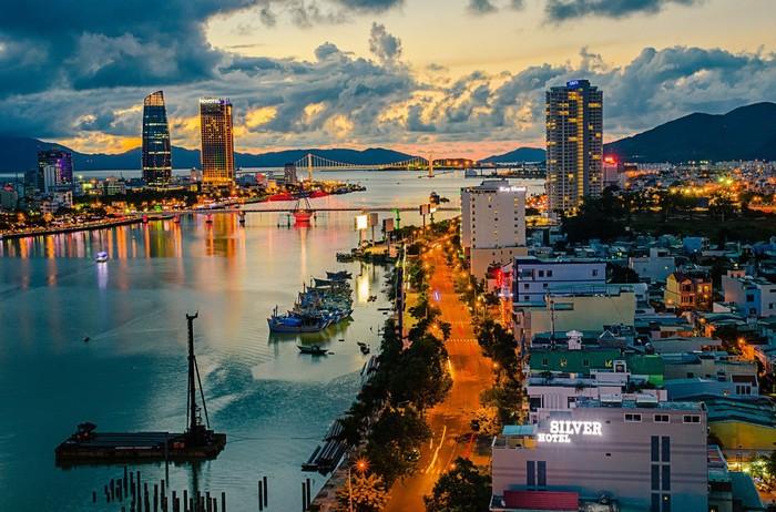 Bất cứ nơi đâu, Đà Nẵng cũng có những cảnh đẹp say lòng