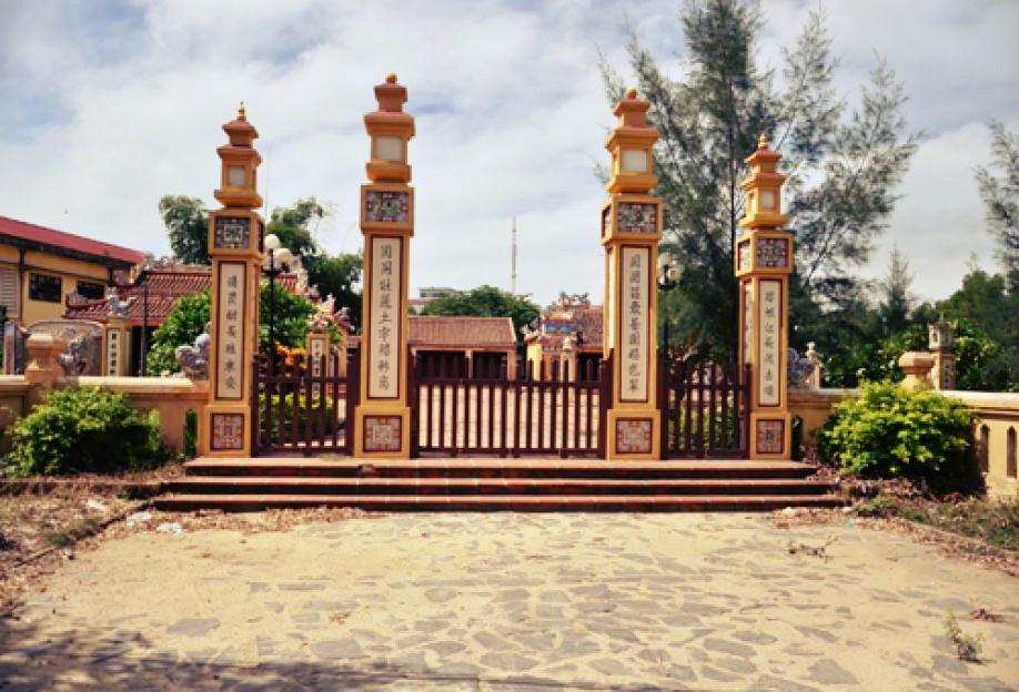 Một địa danh mang đậm dấu ấn của làng quê Việt