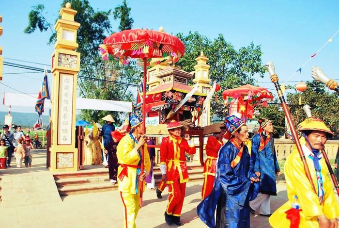 Nơi lưu giữ những bản sắc văn hóa truyền thống của dân tộc bao đời