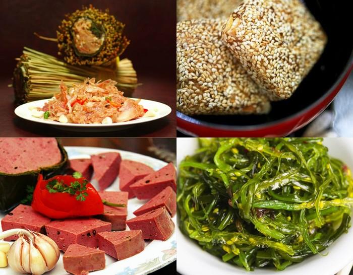 Còn rất nhiều đặc sản mang đậm nét văn hóa Đà thành