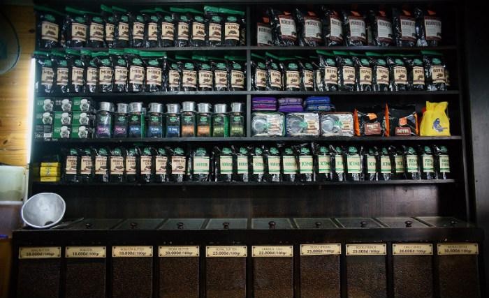 Đa dạng các loại hình cà phê ở Phúc Long