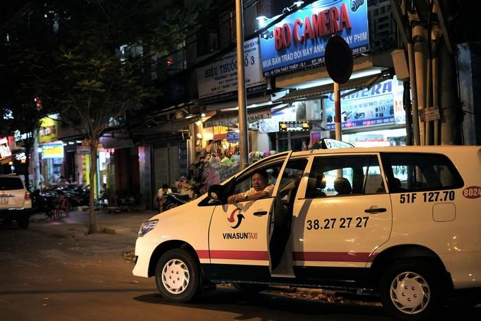Taxi có ở mọi nơi