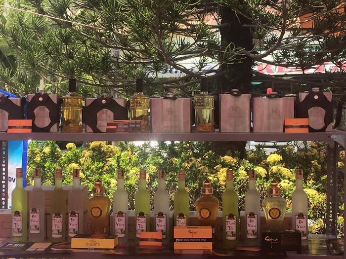 Rượu Hòa Long, đặc sản Vũng Tàu