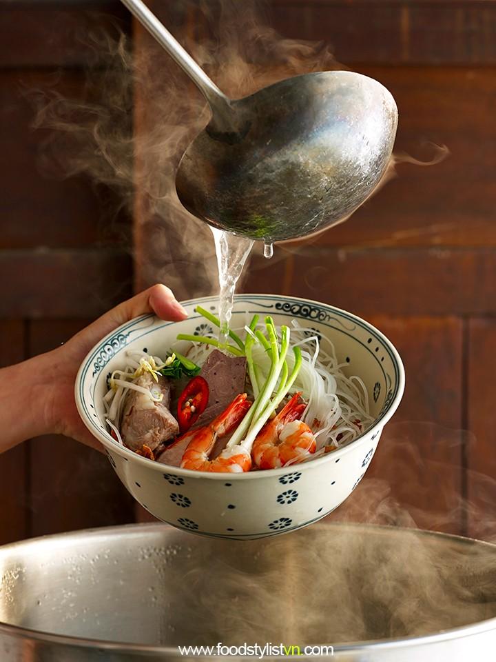 Hồn của ẩm thực Sài thành mang tên hủ tiếu