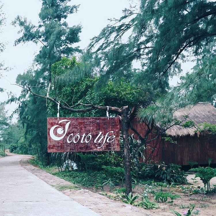 Dừng bước tại Coto Life