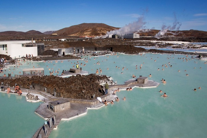 Blue Lagoon - điểm đến không thể bỏ lỡ trong dịp du lịch Iceland