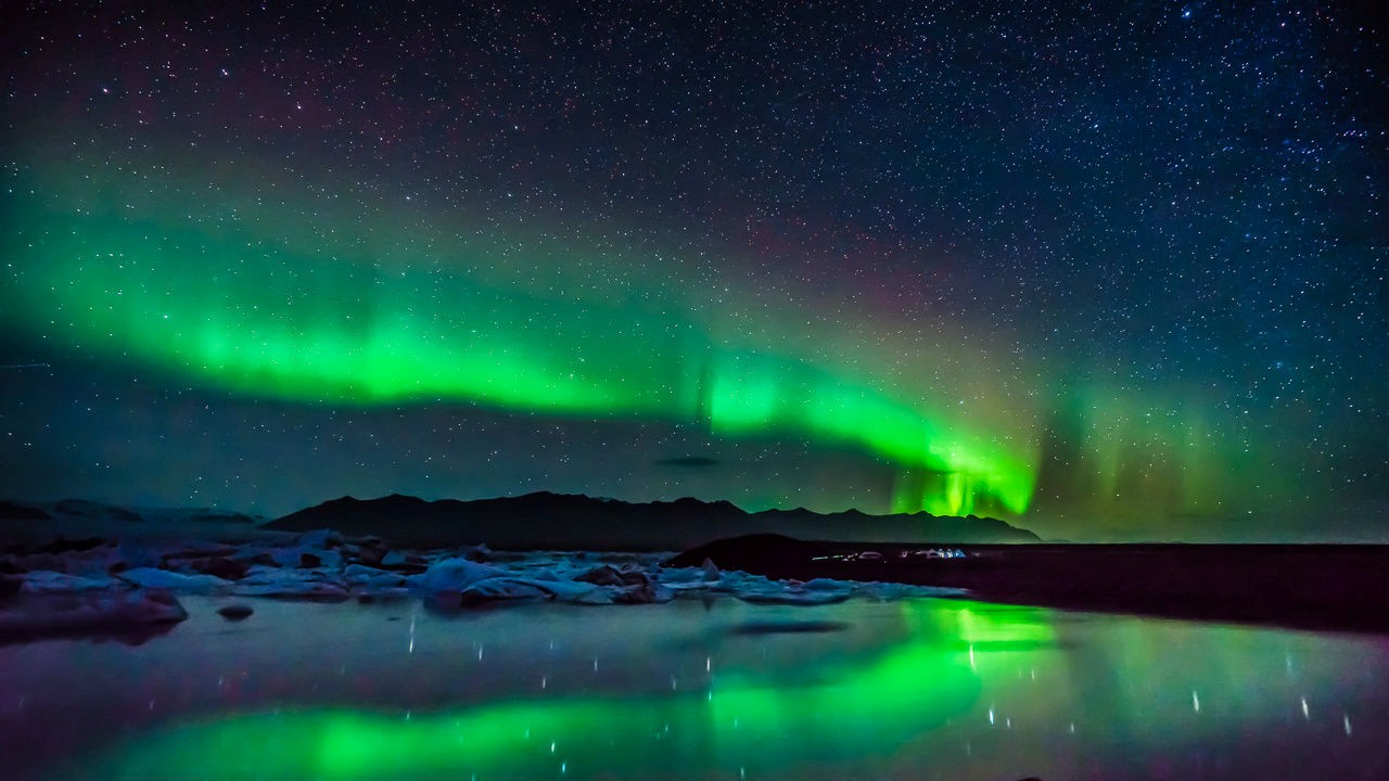 Hiện tượng cực quang đẹp mê hồn