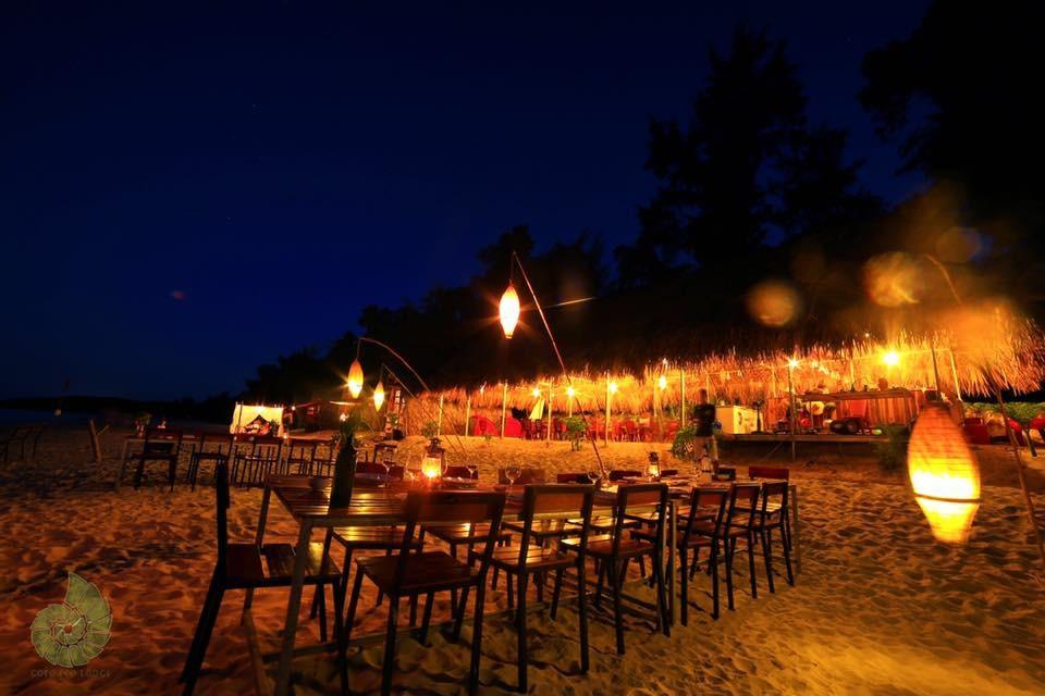 Không gian lãng mạn của Eco Lodge