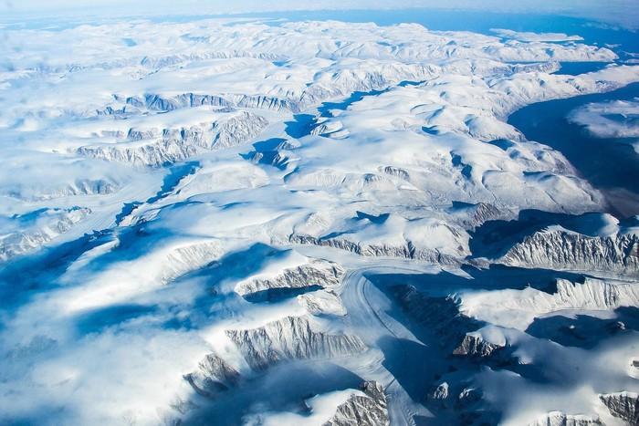 Greenland - chính là hòn đảo băng giá lớn nhất thế giới