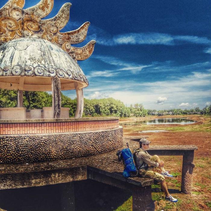 Nơi đâu mà mị bằng công viên Hồ Thủy Tiên