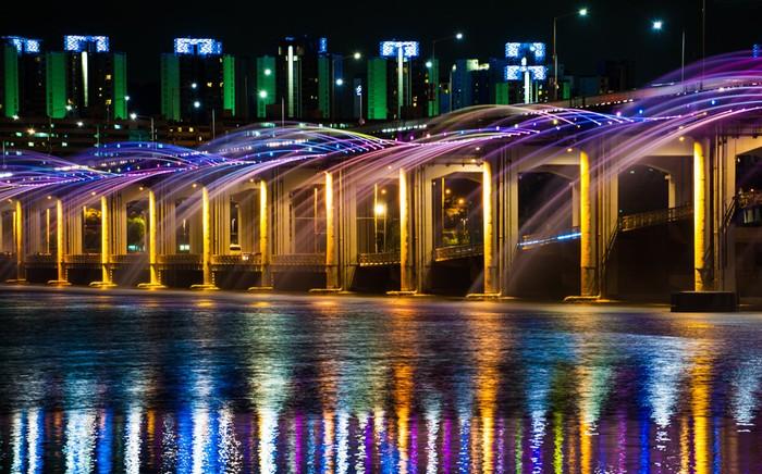 Cầu Banpo, Hàn Quốc