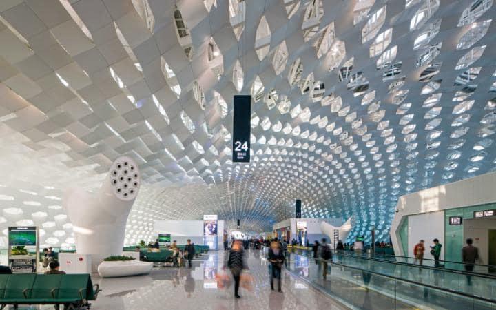 Sân bay Bảo An, Thâm Quyến, Trung Quốc