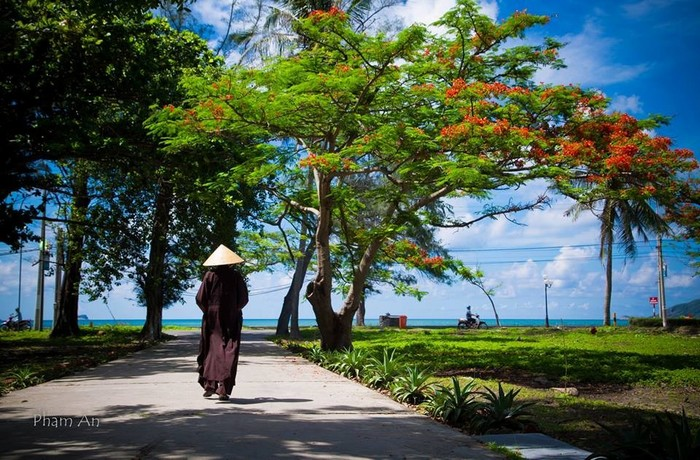 Hòn đảo đẹp nhưng cũng là một vùng đất thiêng