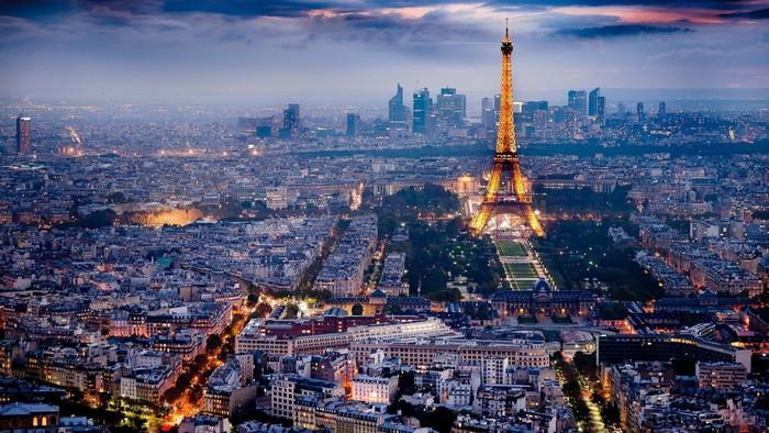 Cùng Pháp rung động trước hình ảnh Euro 2016