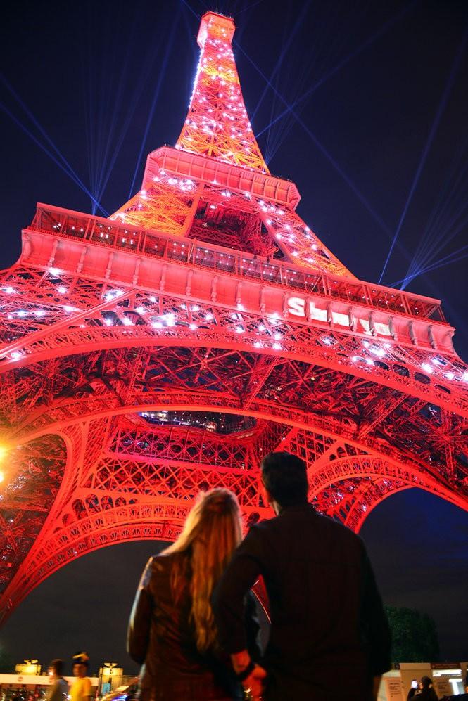Nước Pháp và Euro sẽ cùng hòa quyện làm một