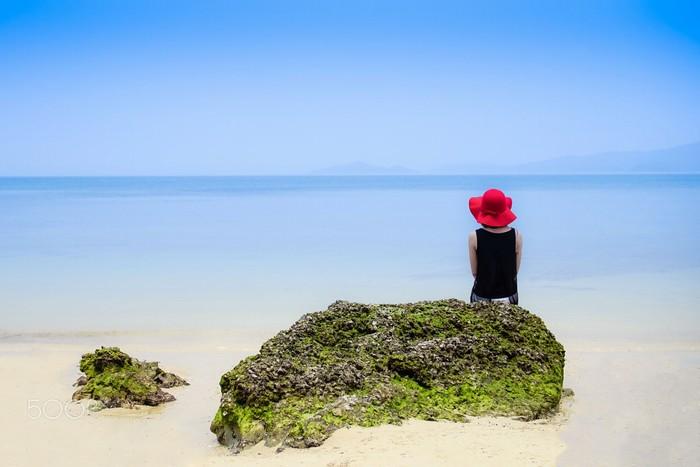 Cô Tô có rất nhiều bãi biển đẹp để du khách chọn lựa dừng chân qua đêm