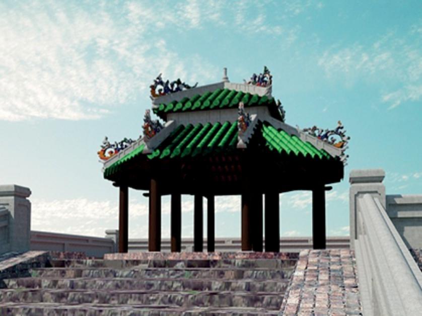 Dừng chân ở Quan Tượng Đài nghe tiếng vọng của hoài niệm