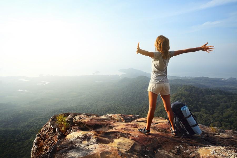 Tự vui, tự buồn, tự giải quyết những vấn đề trên hành trình của mình
