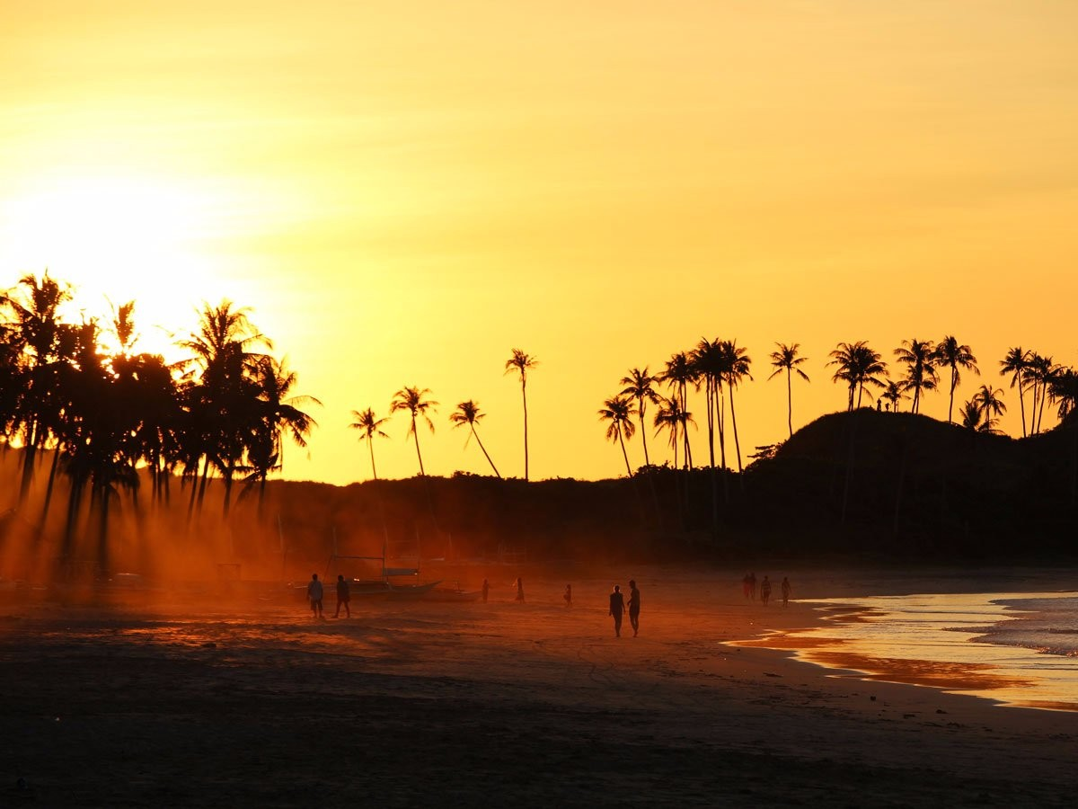 Bãi biển Nacpan