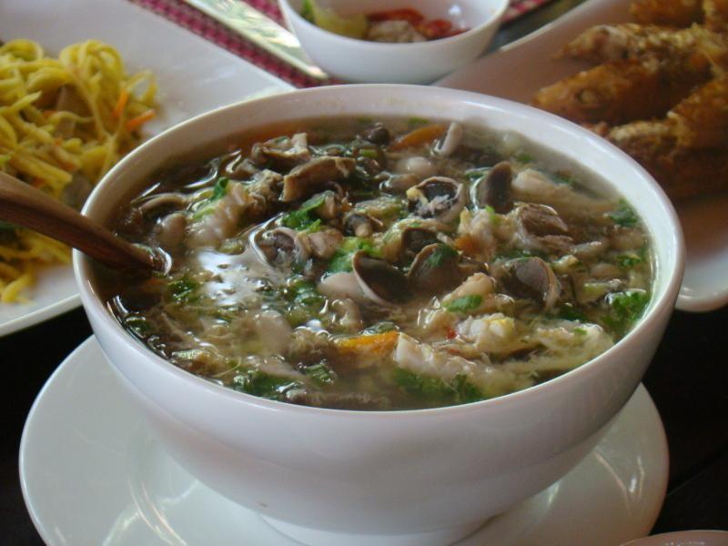Súp nấm bổ dưỡng