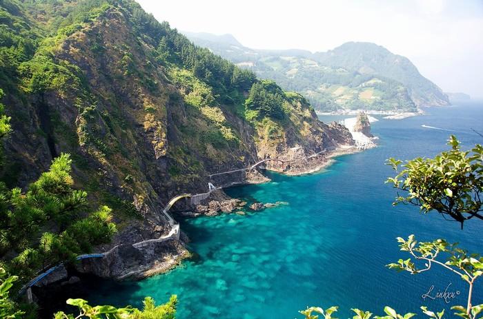 Đảo Ulleungdo