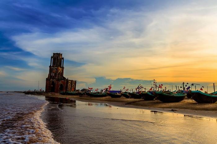 Nam Định cũng đẹp quá chừng qua cung phượt mới ít ai biết