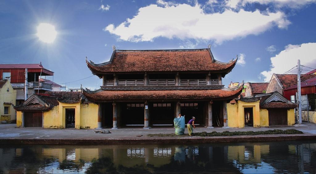 Ngôi chùa Keo hơn 400 năm tuổi linh thiêng