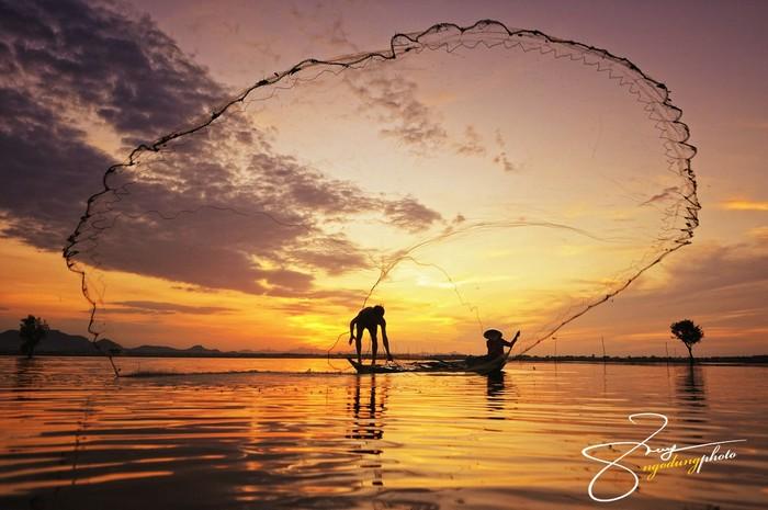 Nắng vàng là đặc sản Đông Nam Á