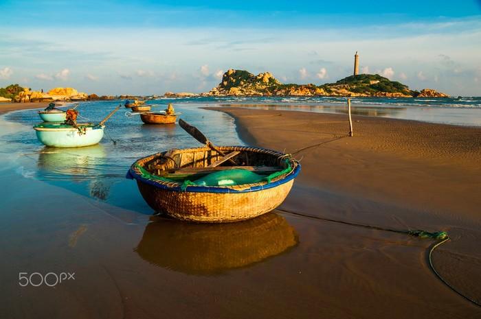 Dạo chơi bãi biển Phan Thiết