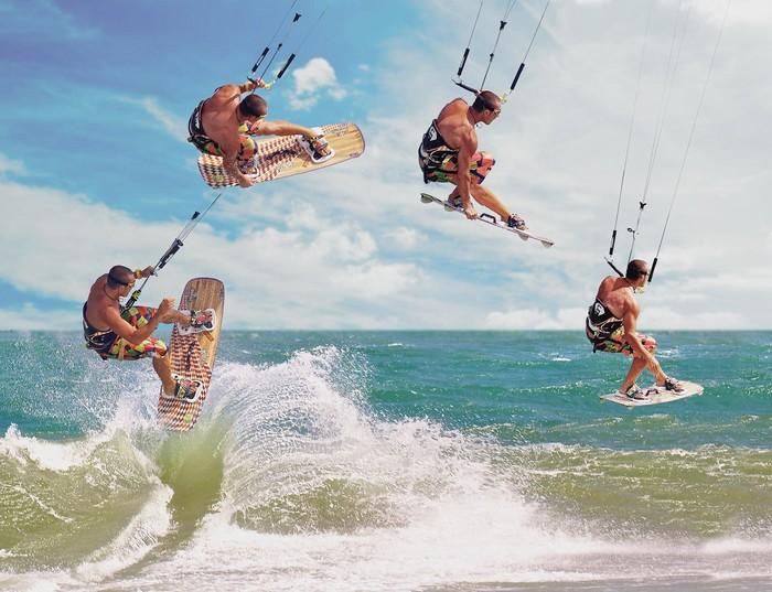 Thú vui giải trí cảm giác mạnh ở biển Phan Thiết