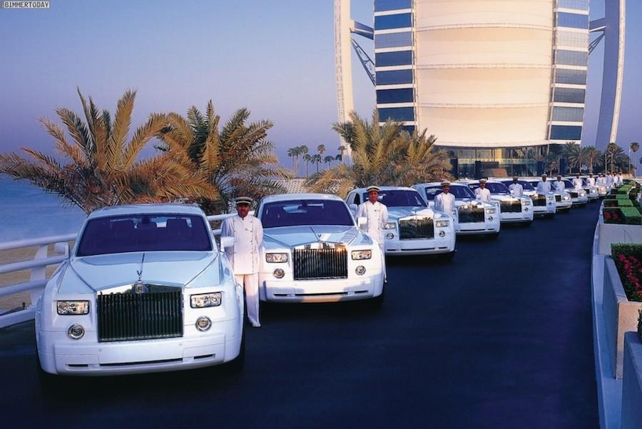 Dàn siêu xe Rolls-Royce Phantom